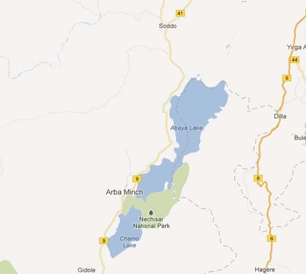 Ethiopia-ArbaMinch