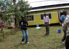 Nuru Kenya Leadership Program Trainings in Photos: October 2014