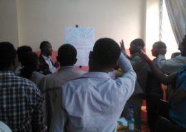 Intro to Nuru Ethiopia Training Begins for Healthcare and Education Programs