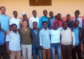Celebrating Nuru Ethiopia Leadership Team Success in 2014