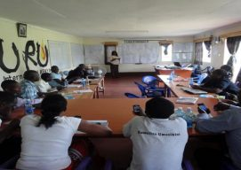 Nuru Kenya Leadership Program 2014 Achievements in Photos