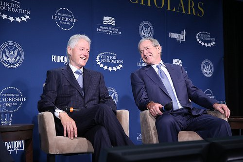 Presidential Leadership Scholars Launch