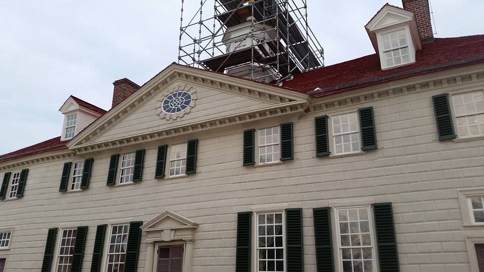 Mount Vernon, George Washington's home in Virginia