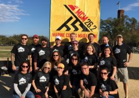 Run the 40th Marine Corps Marathon with Team Nuru International