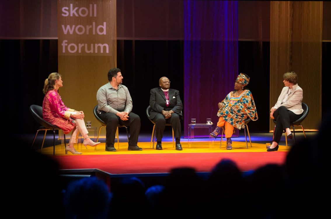 Three Exciting Themes at Skoll World Forum 2015