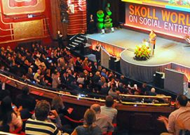 Nuru International Attends 2015 Skoll World Forum