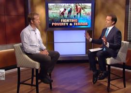 Jake Harriman on Happening Now with Jon Scott | Fox News