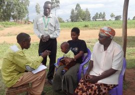 How Rose Wangoia saved her baby and her life