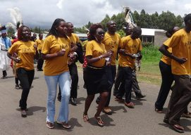 Nuru Kenya rallies community for International Day for the Eradication of Poverty
