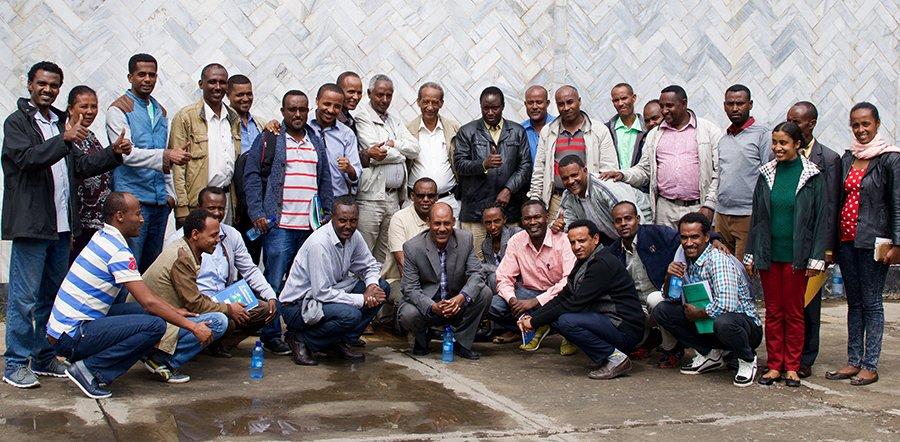 Nuru Ethiopia Education prepares for teacher training, assessment and community action