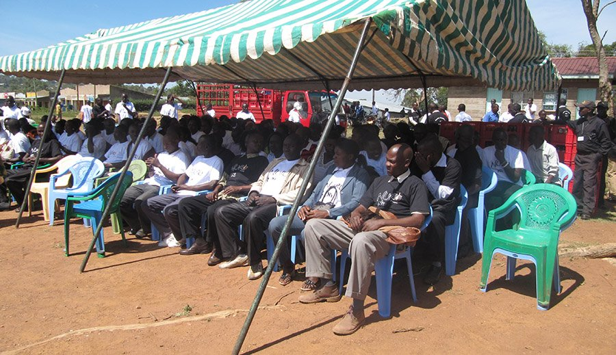 Calling for Kenyans to end extreme poverty in remote, rural areas