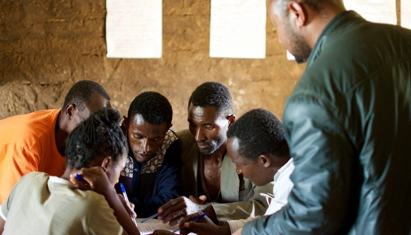 Nuru Ethiopia Education conducts first teacher training