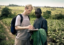 "Stanford Magazine features Nuru International in ""Seeds of Promise"""