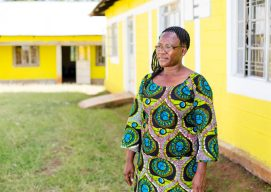 Jane Omanga, a most inspiring Kenyan woman and mother