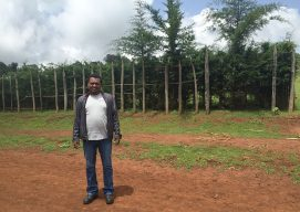 Nuru is 'the best organization to explore my abilities to help farmers' says Berhanu Gumara