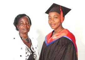 #MyMomIsStrongBecause… by Pauline Wambeti