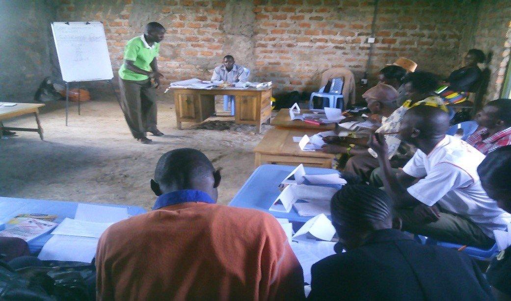 60 new cooperative leaders trained in Nuru leadership philosophy
