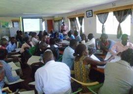 Nuru Kenya helps teachers adopt new literacy training techniques