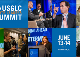 Jake Harriman joins veteran panel at 2016 USGLC State Leaders Summit