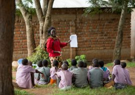 Nuru Kenya Education outreach program ends, new beginnings await