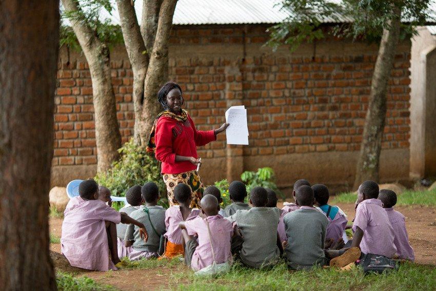 Nuru Kenya Education outreach program ends, new beginnings await