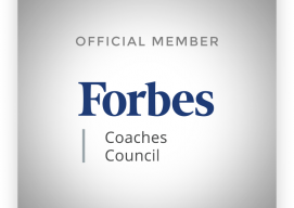 Joining Forbes Coaches Council