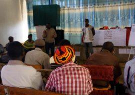 Nuru-supported Hidota Cooperative Union develops local leaders