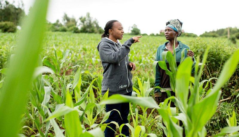 Nuru Kenya Country Director Receives Acumen Fellowship