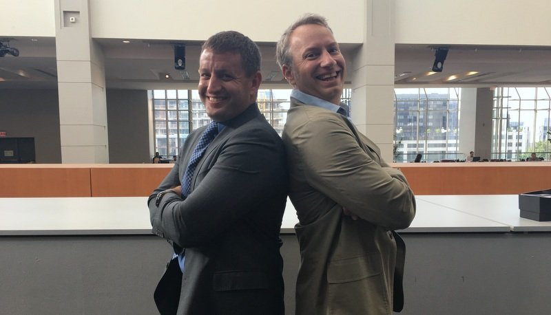 Brian von Kraus and Billy Williams really know when to lean on one another to achieve operational excellence!