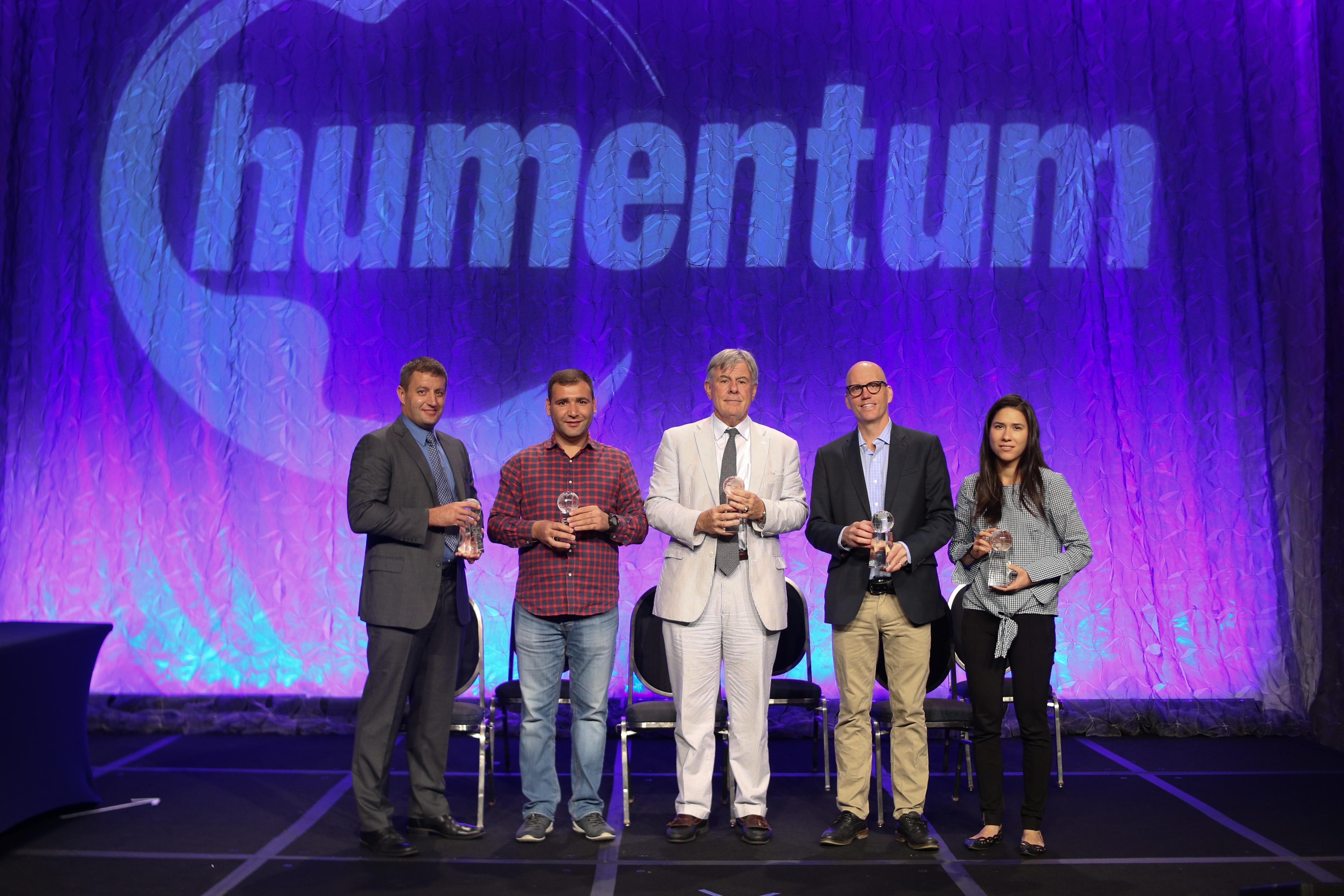 2018 Humentum Award winners.