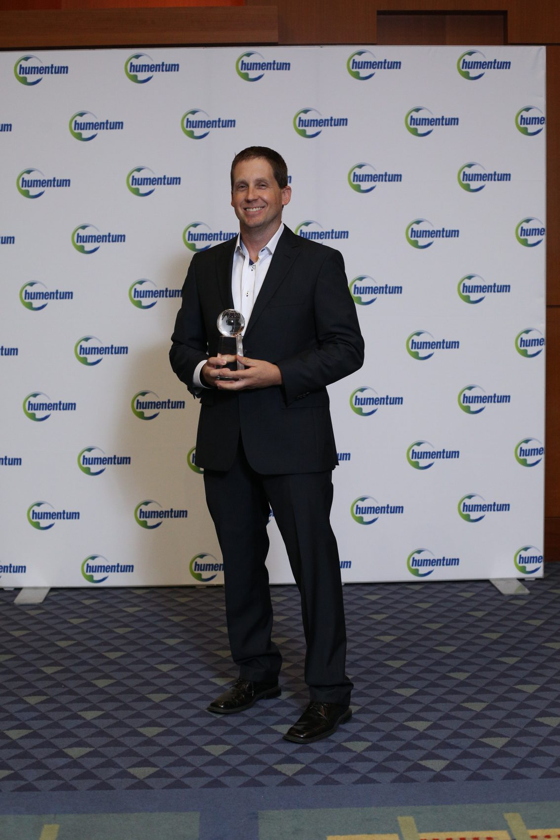 Humentum Honors Marc Rahlves, Nuru International with the 2019 Operational Excellence Award
