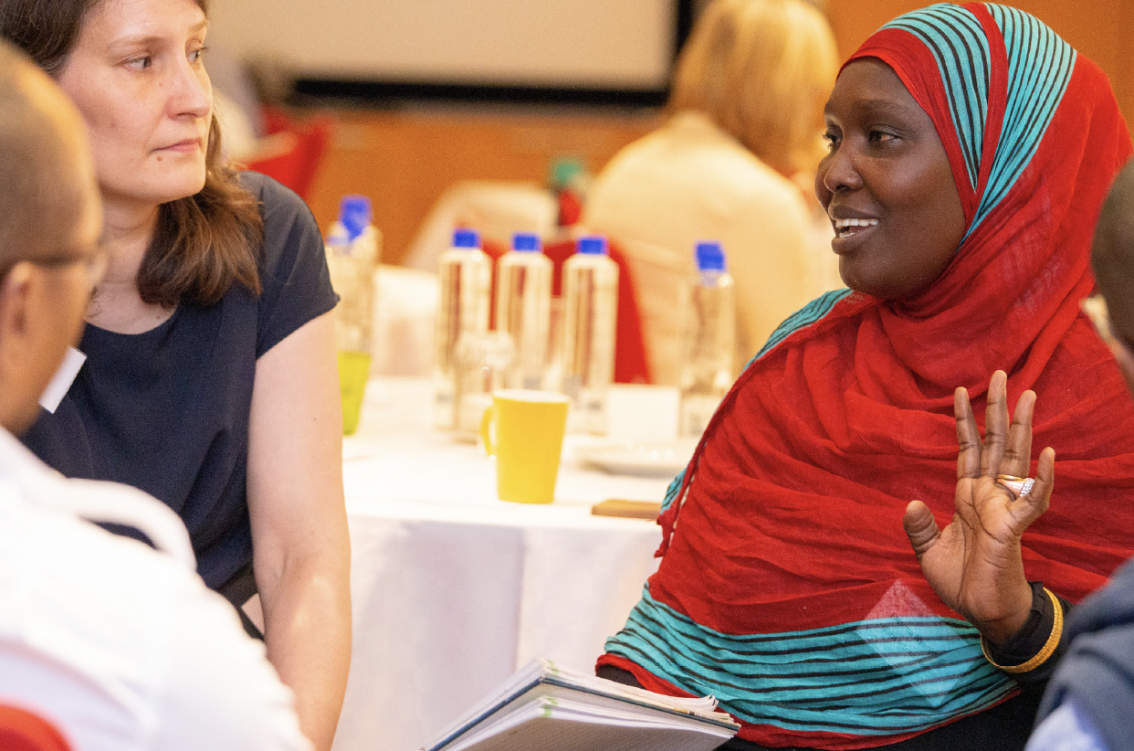 Nuru Kenya Leads the Charge at the AMEA Global Convening in Nairobi, Kenya