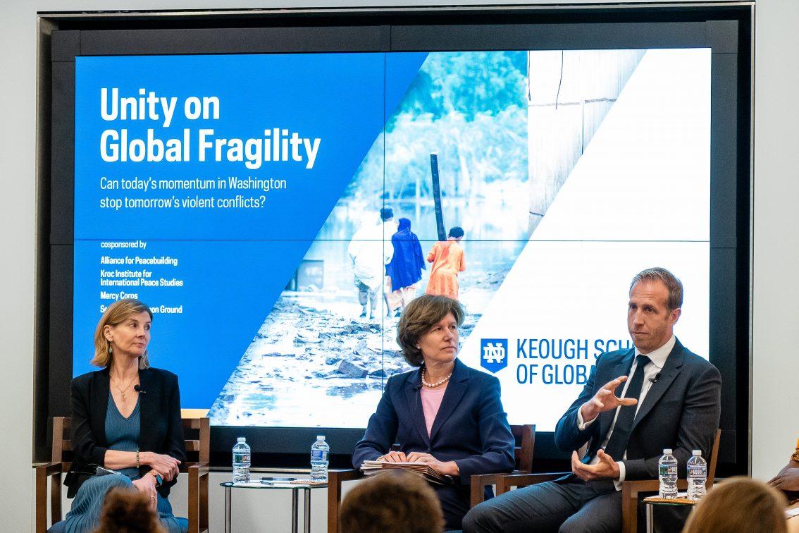 Nuru International Applauds the Passage of Global Fragility Act