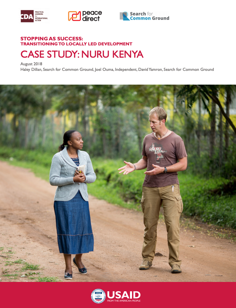 Nuru Highlighted in USAID-Funded Research Collaboration