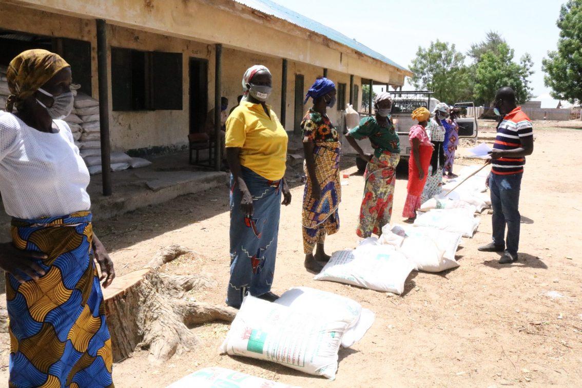 Nuru Nigeria Successfully Distributes Crop Packages During Challenging Season