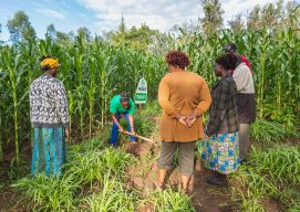 Nuru Kenya Celebrates Challenges at Humentum Africa