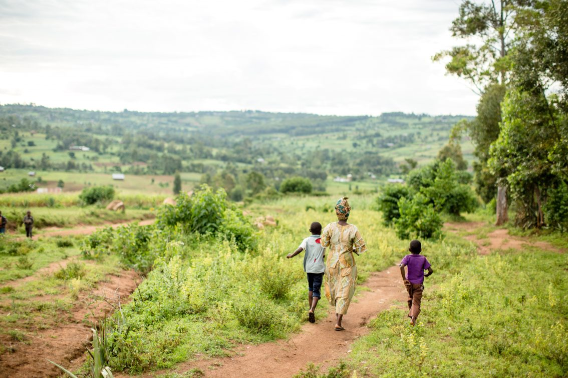 Nuru Kenya Builds Capacity of Farmers Amid COVID-19